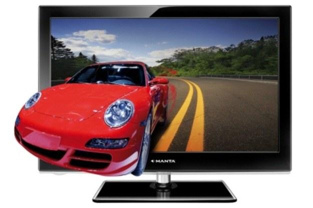 Manta LCD TV3214 /INTERIA.PL