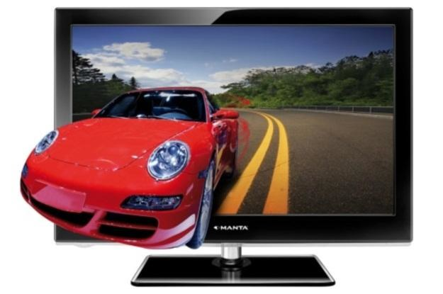 Manta LCD TV3214 /Informacja prasowa