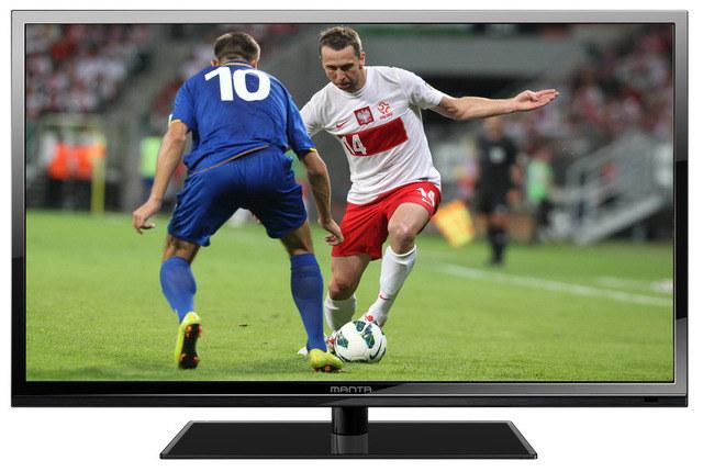 Manta LED3902 DVB-T/C MPEG4 /materiały prasowe