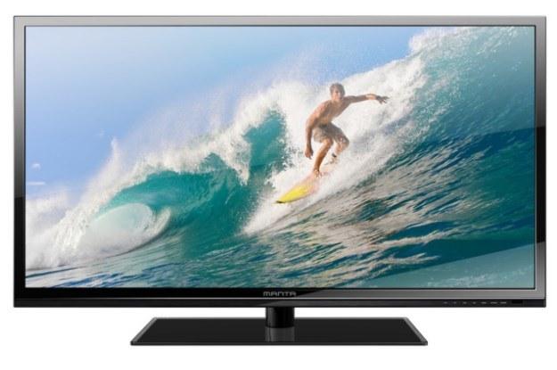 Manta LED5001 DVB-T/C MPEG4 /materiały prasowe