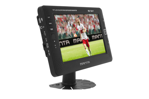 Manta LED903 DVB-T MPEG4 /materiały prasowe