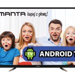 Manta LED9500S Emperor - 50-calowy telewizor z Android TV