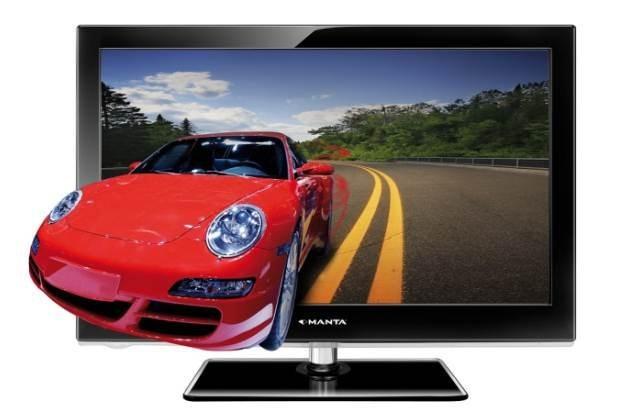Manta - pierwszy telewizor 3D w cenie 1999 zł /materiały prasowe