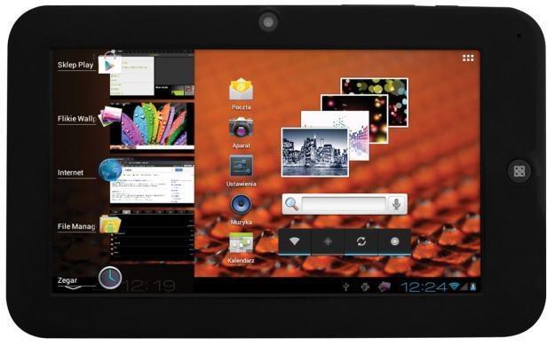 Manta PowerTab MID08 - zdjęcie tabletu /Informacja prasowa