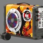 Manta SPK1001 Helios - przenośny zestaw karaoke