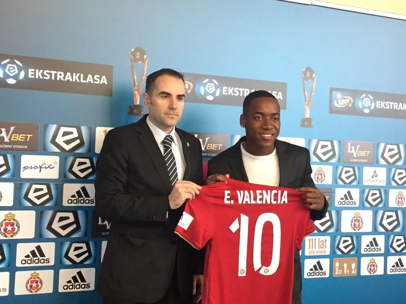 Manuel Junco i Ever Valencia (P) /Adrianna Kmak /INTERIA.PL