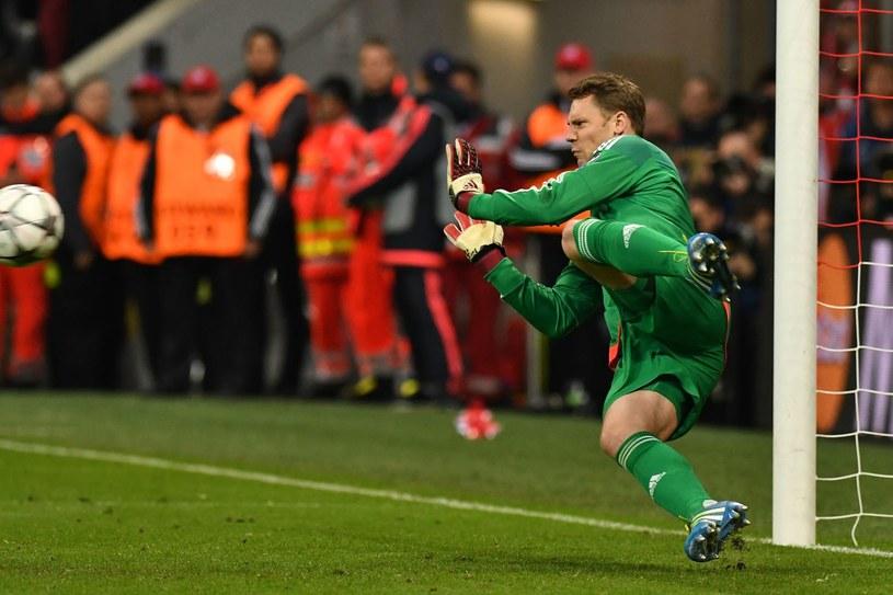 Manuel Neuer (Bayern Monachium) /AFP