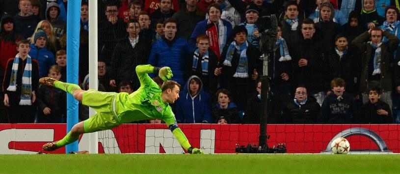 Manuel Neuer jest obecnie najlepszy wśród bramkarzy /AFP