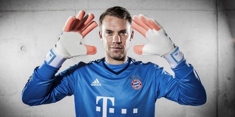 Manuel Neuer /materiały prasowe