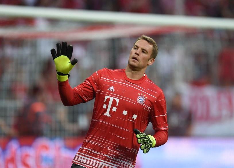 Manuel Neuer /AFP
