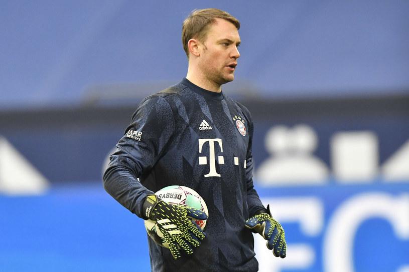 Manuel Neuer /East News /East News
