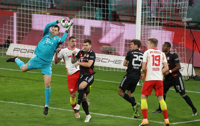 Manuel Neuer /AFP/POOL ALEXANDER HASSENSTEIN/ /AFP