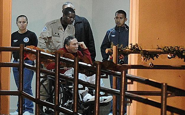 Manuel Noriega /AFP