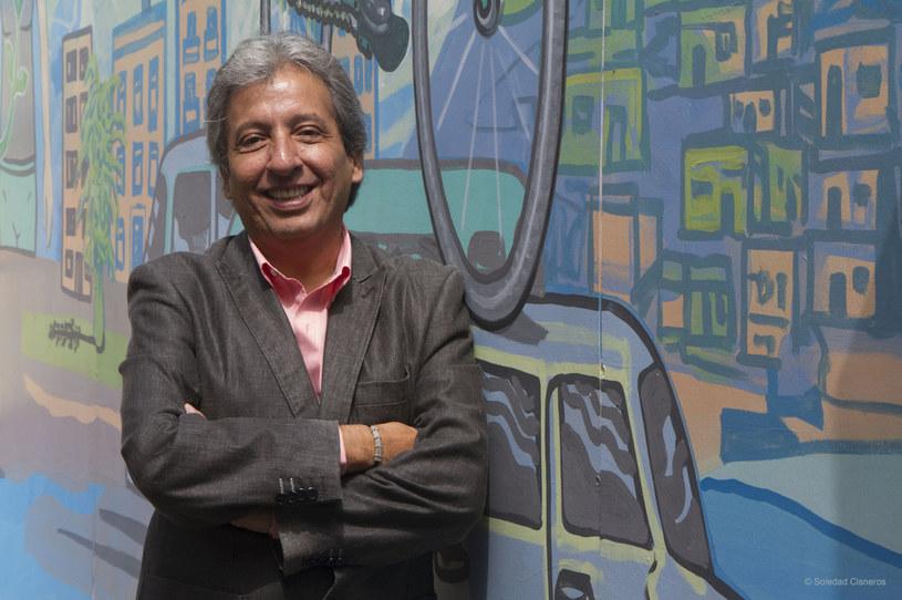 Manuel Pulgar-Vidal, lider WWF ds. klimatu i energii /Źródło: WWF /materiał zewnętrzny