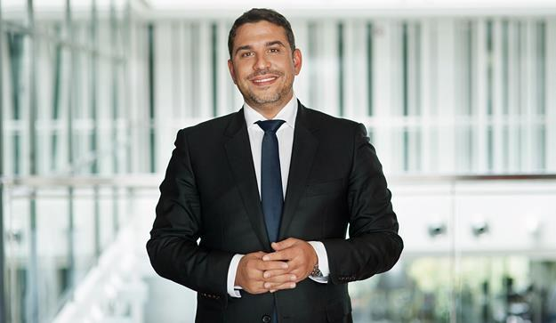 Manuel Rougeron, prezes nc+ /Informacja prasowa
