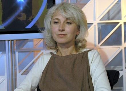Manuela Gretkowska /INTERIA.PL