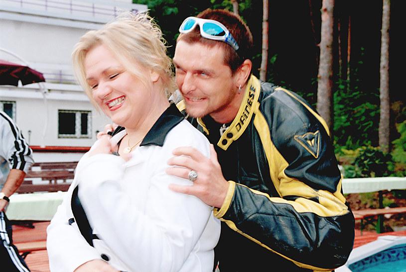 Manuela i Gulczas /- /AKPA