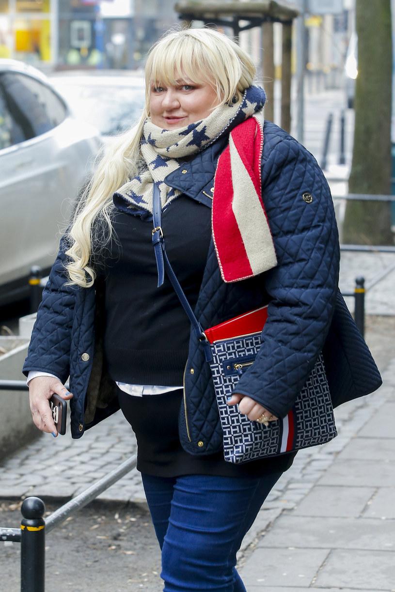 "Manuela Michalak przed studiem ""DDTVN /AKPA"
