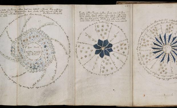 Manuskrypt Wojnicza będzie rozszyfrowany? Polak bliski rozwiązania średniowiecznej zagadki