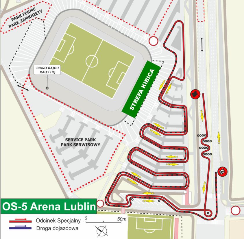 Mapa 5. OS-u /Materiały prasowe