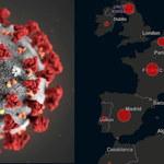 Mapa koronawirusa - szybki dostęp do najważniejszych informacji
