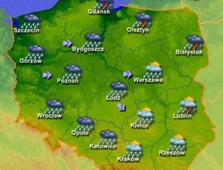 Fatalne Prognozy Pogody Na Najblizszy Tydzien Fakty Interia Pl