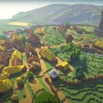 Mapa z Kingdom Come: Deliverance odtworzona w Minecrafcie