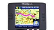 MapaMap traffic Polska w wersji BLACK