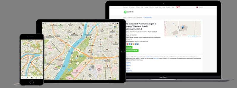 Maps.Me /materiały prasowe