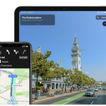 Mapy Apple z rekomendacjami podróży