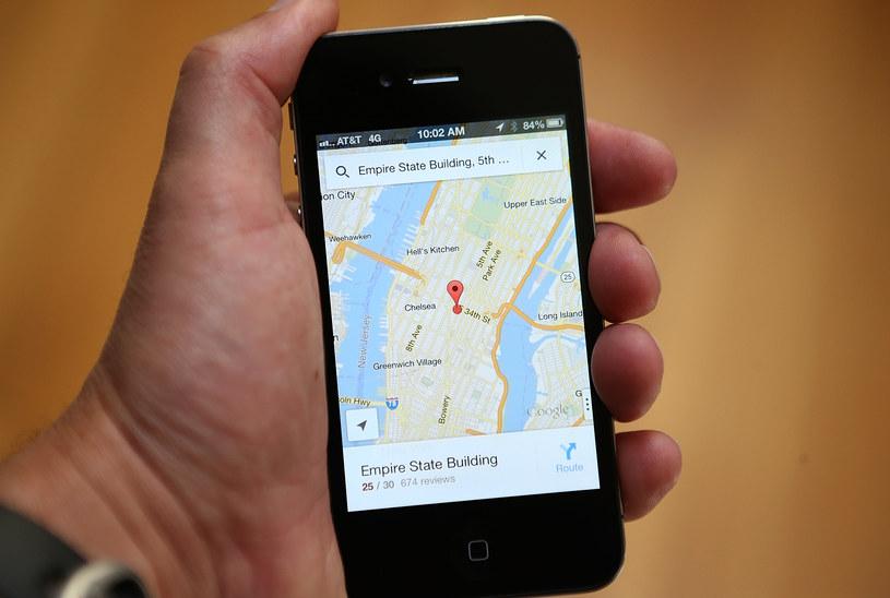 Mapy Google są systematycznie rozwijane /AFP
