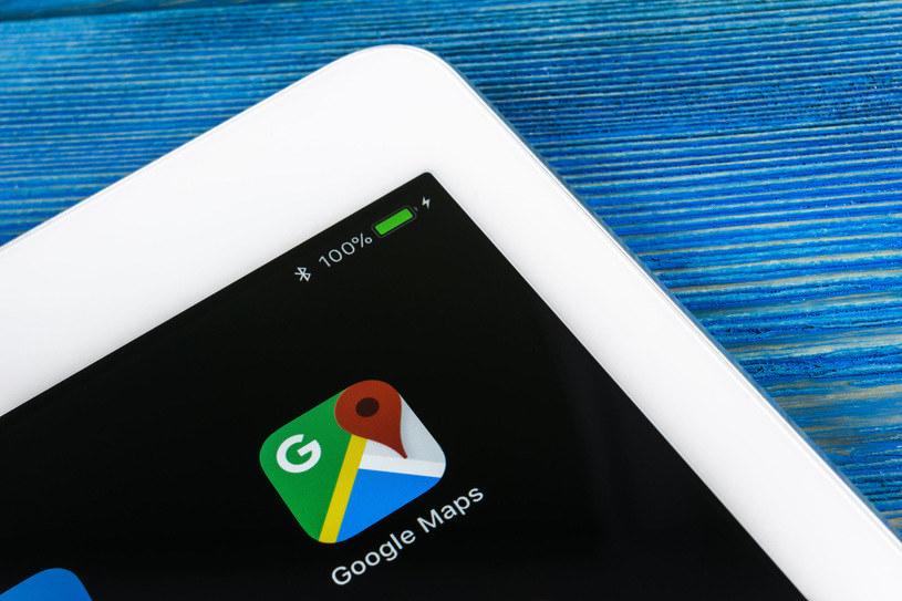 Mapy Google z nową funkcją /123RF/PICSEL