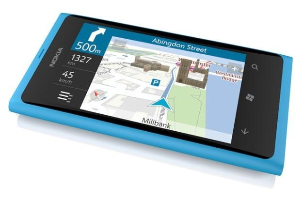 Mapy Nokii trafią do smartfonów z Windows 8 Phone? /materiały prasowe
