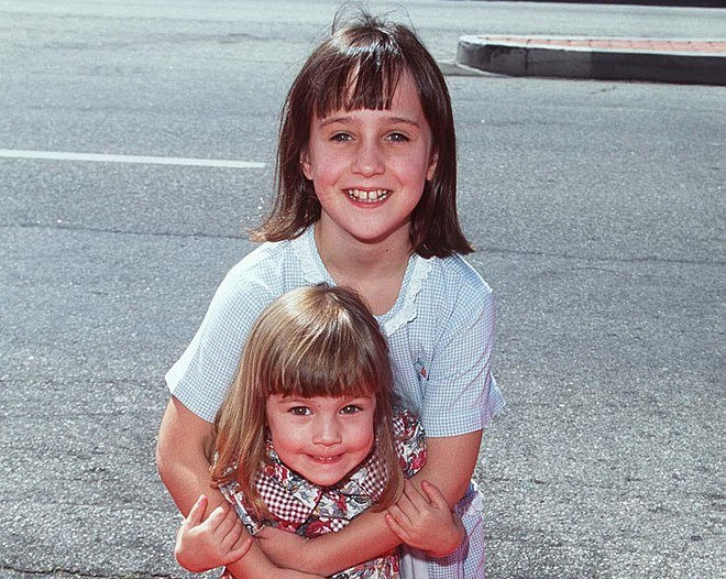 Mara Wilson z siostrą / Steve Granitz / Contributor /Getty Images