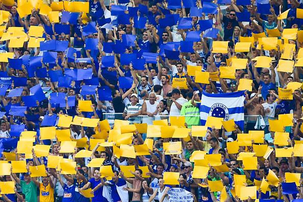 Maracana to marzenie każdego piłkarza i kibica /Getty Images