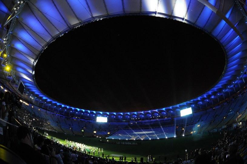 Maracana w Rio de Janeiro /AFP