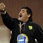 Maradona chce się dogadać z fiskusem i wrócić do Neapolu