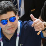 Maradona zgodziłby się trenować kadrę Argentyny za darmo