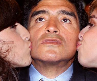 Maradona zostawił po sobie fortunę. Kolejka spadkobierców może się jeszcze wydłużyć. Wideo