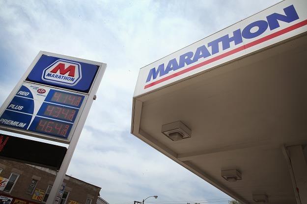 Marathon Petroleum przejmie Andeavor /AFP