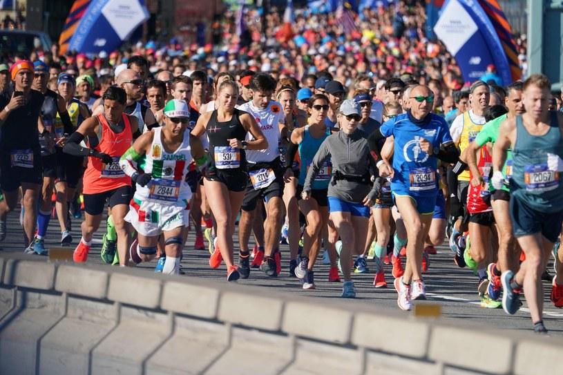 Maraton w Bostonie jest rozgrywany od 1897 roku /AFP