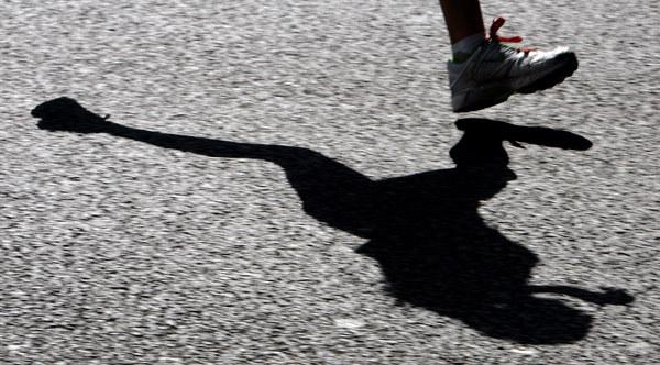 Maraton w Tokio został przełożony /Leon Neal /AFP