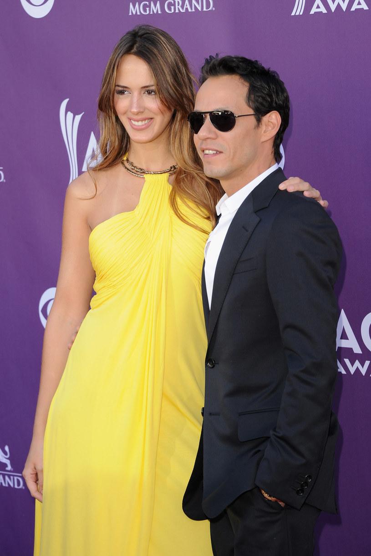 Marc Anthony i Shannon De Lima są parą od dwóch lat /Jason Merritt /Getty Images
