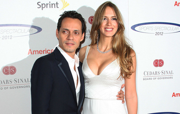 Marc Anthony i Shannon De Lima wzięli ślub! /Frederick M. Brown /Getty Images