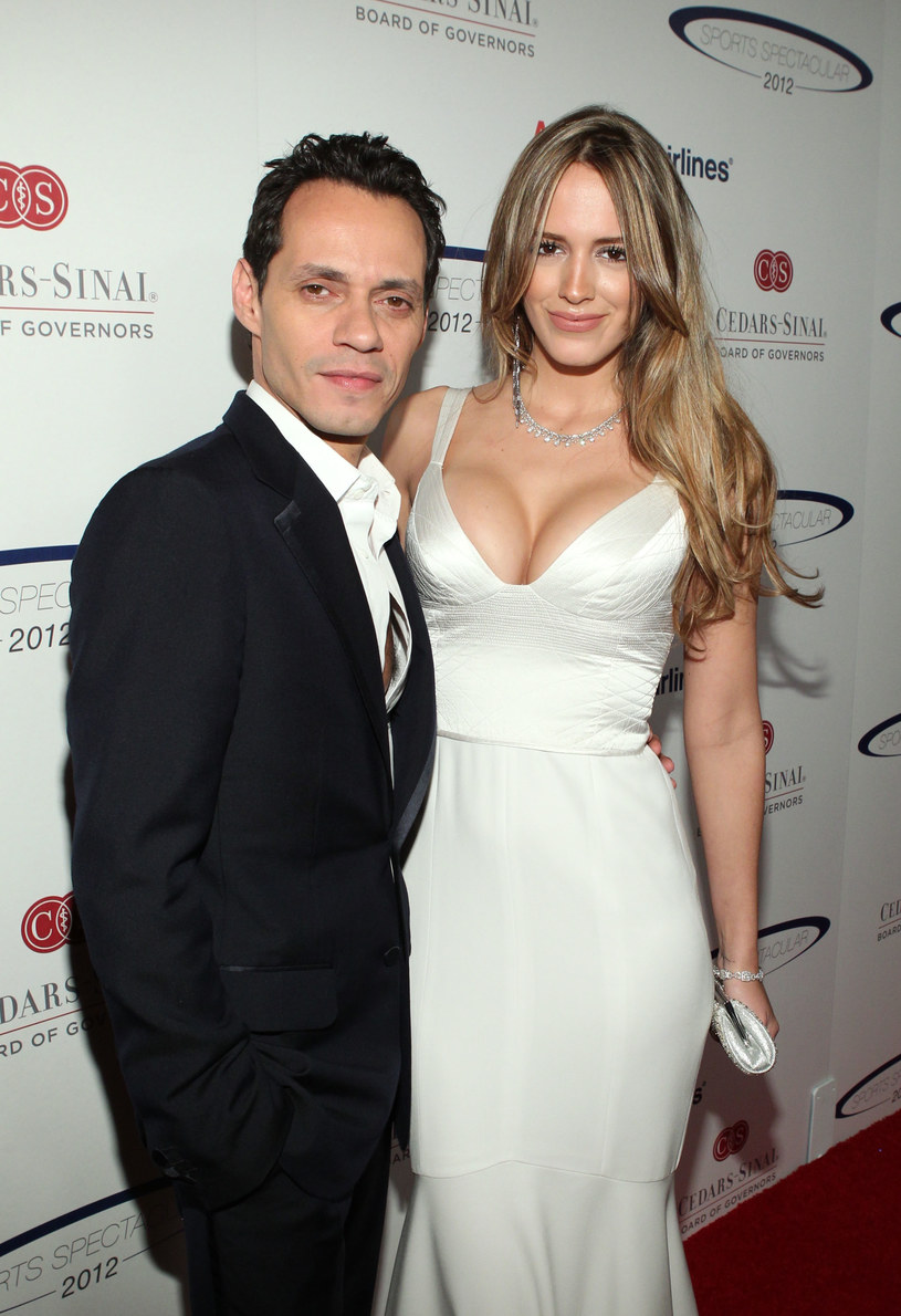 Marc Anthony i Shannon De Lima /Sergi Alexander /Getty Images