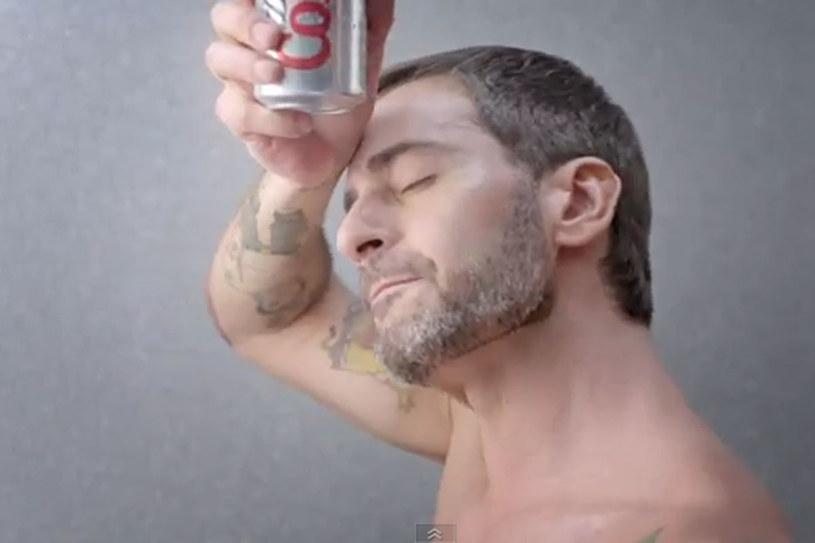 Marc Jacobs w rekalmie Diet Cola /YouTube
