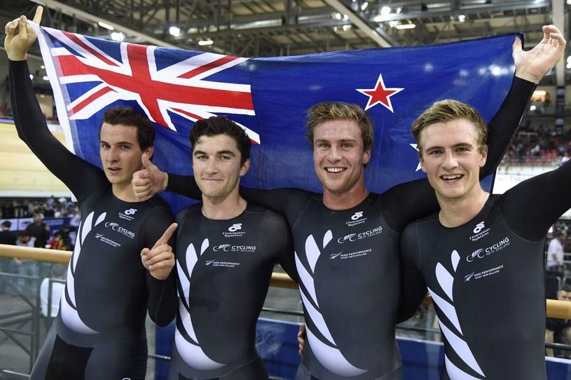 Marc Ryan (pierwszy z lewej) /AFP