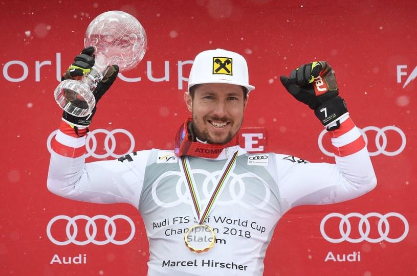 Marcel Hirscher /AFP