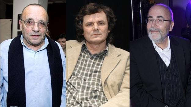 Marcel Łoziński, Jacek Bławut i Michał Kwieciński będą przewodniczych trzem jury KFF /AKPA