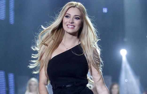 Marcelina Zawadzka: Czy byłą Miss Polonia zobaczymy na parkiecie Polsatu? /AKPA